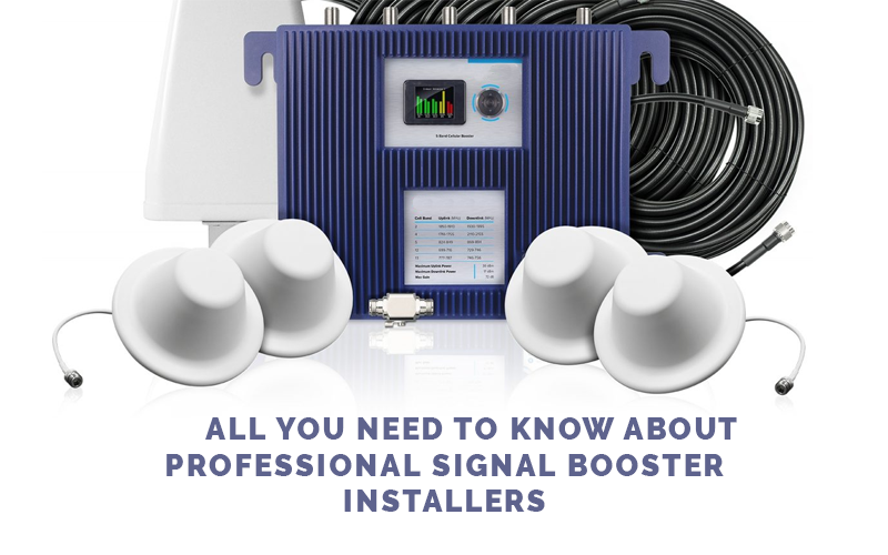 Signal Booster Installers
